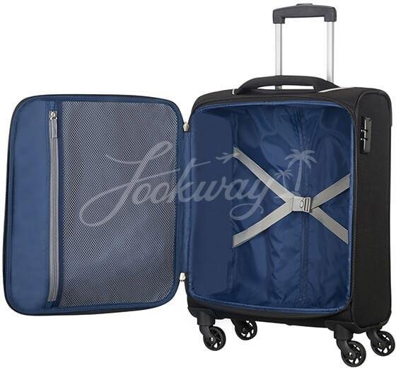 Чемодан American Tourister 50G*004 Holiday Heat Spinner 55cm