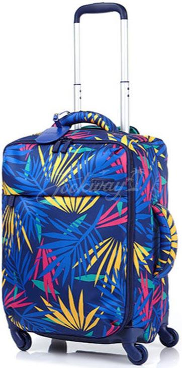 Чемодан Lipault P72*001 Tropical Night Spinner 55cm