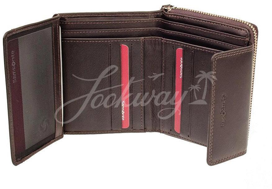Кошелек Samsonite 60U*008 Attack SLG Wallet