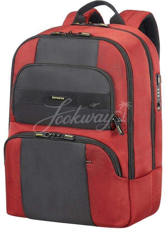Рюкзак для ноутбука Samsonite 23N*003 Infinipak Security Laptop Backpack 15.6