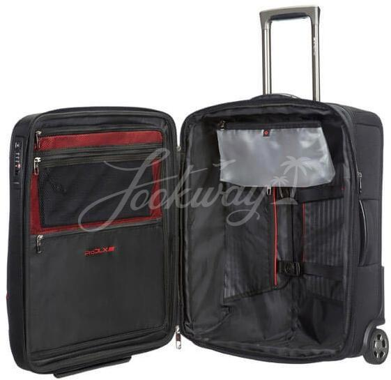 Чемодан Samsonite 35V*014 Pro-DLX 4 Upright 56cm