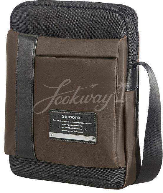 Сумка для планшета Samsonite 24N*001 Openroad Crossover bag
