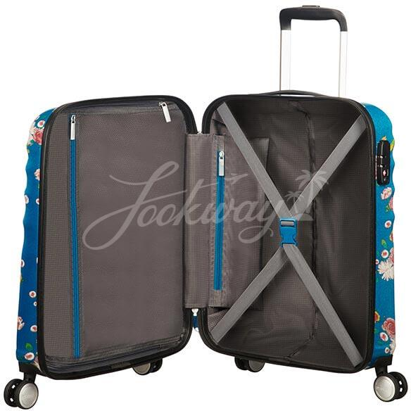 Чемодан American Tourister 15G*001 Wavebreaker Ltd Spinner 55cm