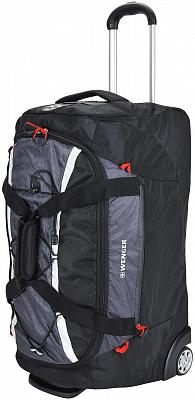 98b32ede0520 Дорожная сумка на колесах American Tourister 45G*006 Airbeat Duffle with  wheels 76cm