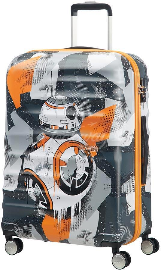 Чемодан American Tourister 31C*006 Star Wars Wavebreaker Spinner 67cm