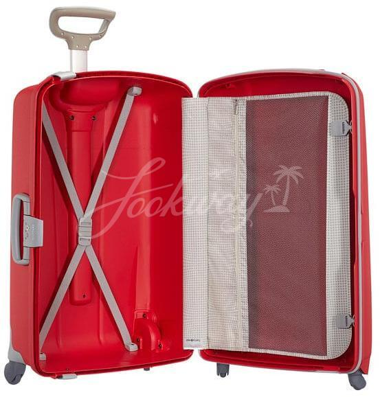 Чемодан Samsonite D18*168 Aeris Spinner 68см