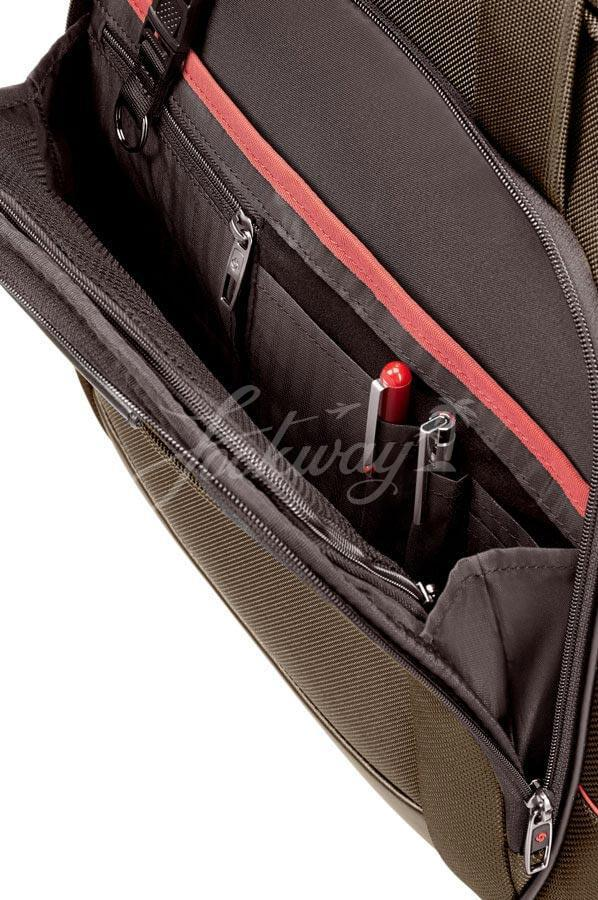 Кейс-пилот Samsonite 35V*008 Pro-DLX 4 Rolling laptop bag