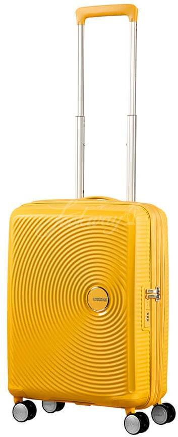 Чемодан American Tourister 32G*001 Soundbox Spinner 55cm