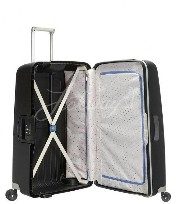 Чемодан Samsonite 10U*004 S'Cure Spinner 81cm