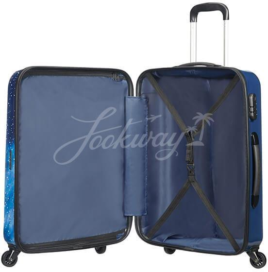 Чемодан American Tourister 22C*012 Star Wars Legends Spinner 65cm