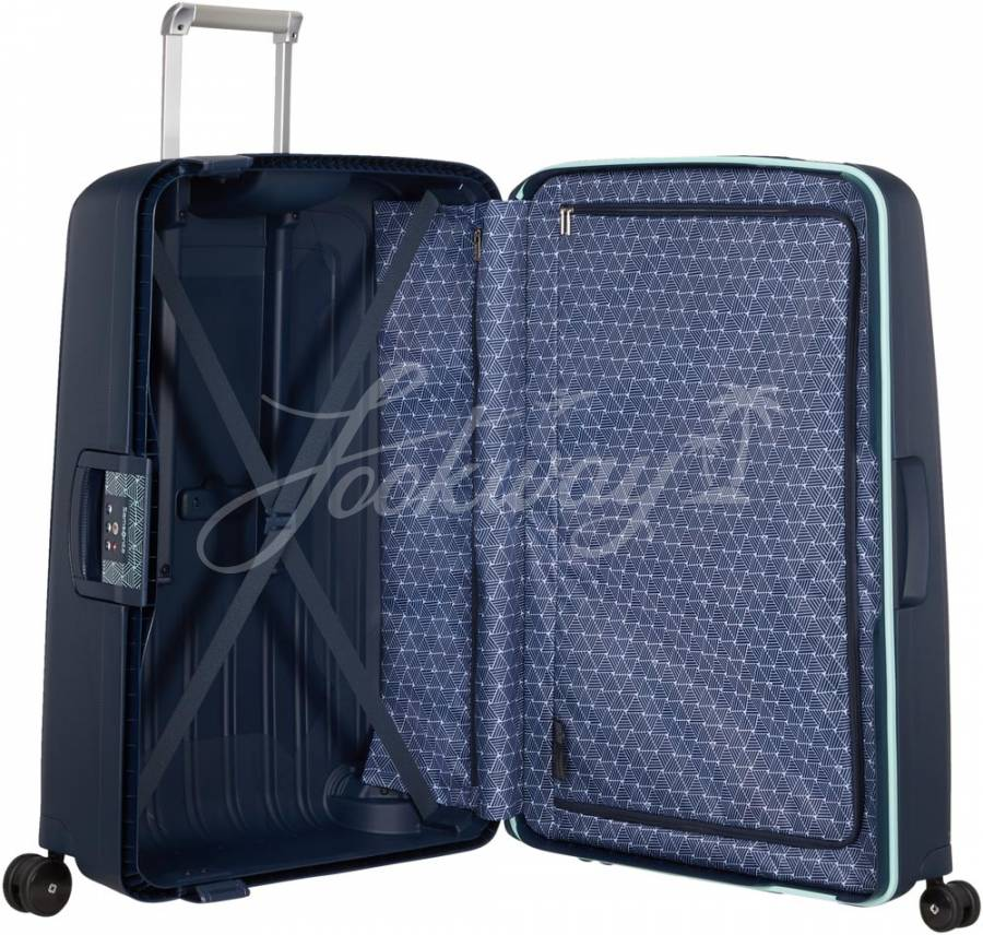 Чемодан Samsonite 10U*002 S'Cure Spinner 75cm