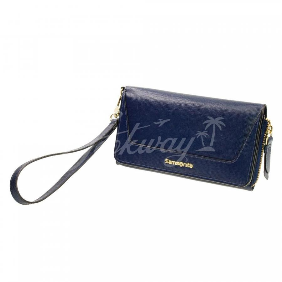 Клатч Samsonite 33D*918 Lady Saffiano SLG II Mini Clutch