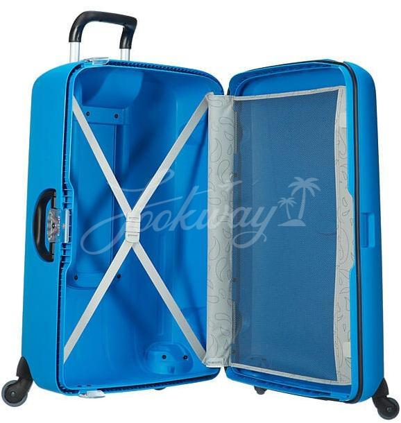 Чемодан Samsonite 70U*004 Termo Young Spinner 70cm