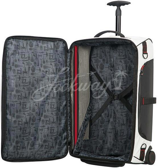 Дорожная сумка на колесах Samsonite 37C*005 Paradiver L Disney Duffle with wheels 79cm