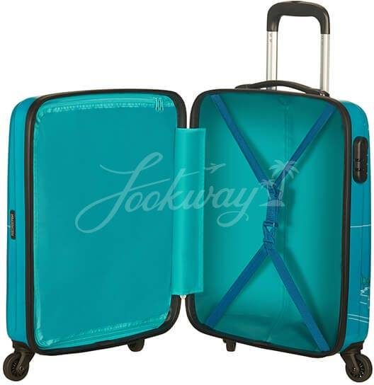 Чемодан American Tourister 19C-11019 Disney Legends 2.0 Spinner 55cm 19C*019