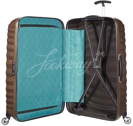 Чемодан Samsonite 98V*003 Lite-Shock Spinner 75cm