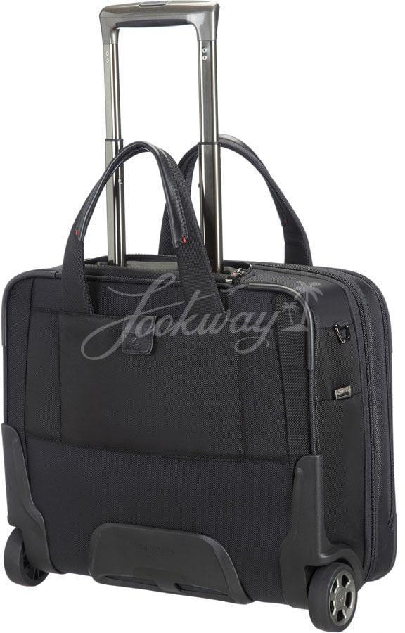 Кейс-пилот Samsonite 35V*009 Pro-DLX 4 Rolling laptop bag