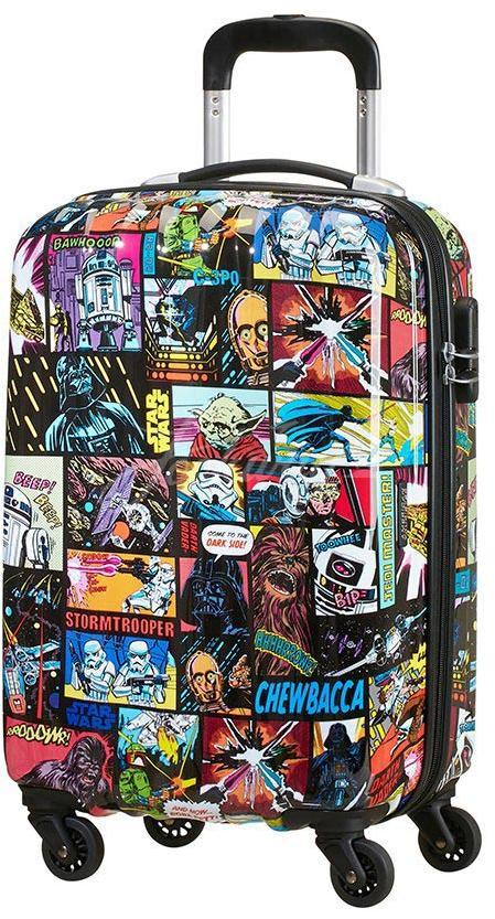 Чемодан American Tourister 22C*007 Star Wars Legends Spinner 55cm