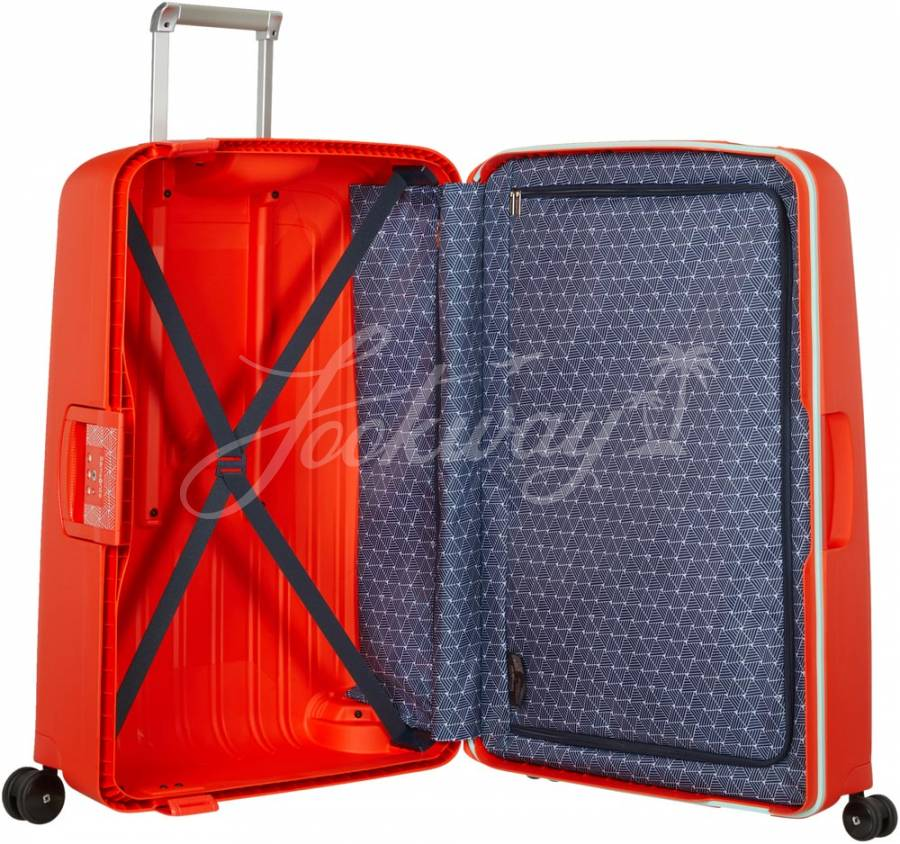 Чемодан Samsonite 10U*001 S'Cure Spinner 69cm