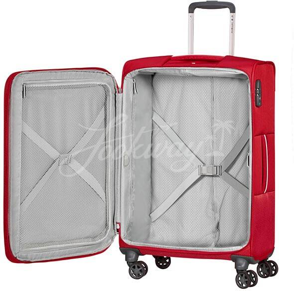 Чемодан Samsonite CT4*004 Popsoda Spinner 66cm Exp