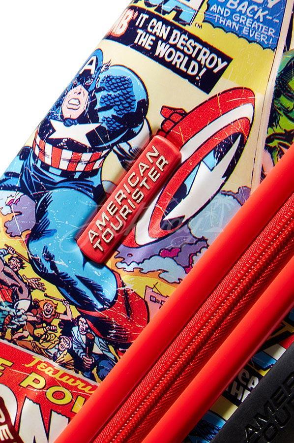 Чемодан American Tourister 21C*008 Marvel Legends Spinner 75cm