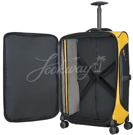 Чемодан Samsonite 01N*013 Paradiver Light Duffle with wheels 79cm