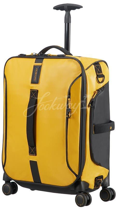 Чемодан Samsonite 01N*011 Paradiver Light Duffle with wheels 55cm