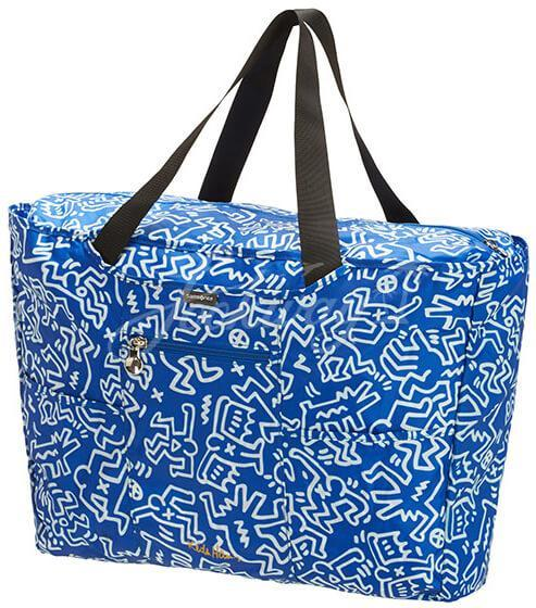 Хозяйственная сумка Samsonite U23*609 Keith Haring Collection Shopping bag