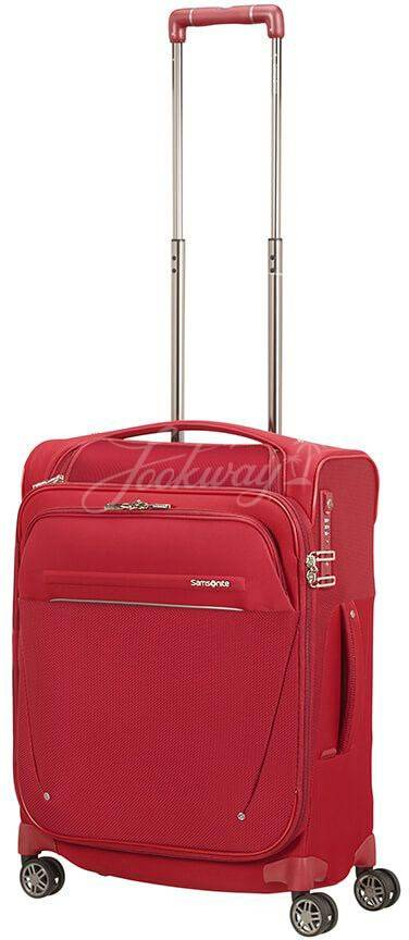 Чемодан Samsonite CH5*023 B-Lite Icon Spinner Top Pocket 55cm Exp