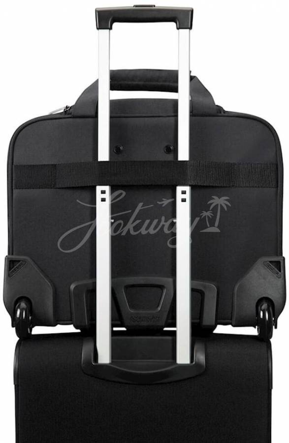 Кейс-пилот American Tourister 33G*006 AT Work Rolling Tote 15.6""