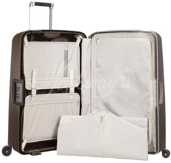 Чемодан Samsonite U44*002 S'Cure DLX Spinner 75cm