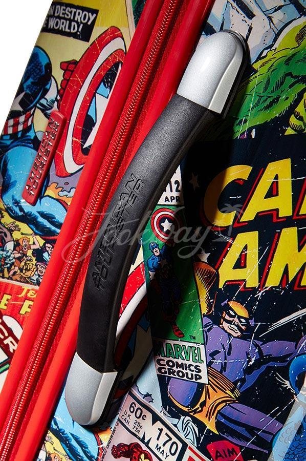 Чемодан American Tourister 21C*007 Marvel Legends Spinner 65cm