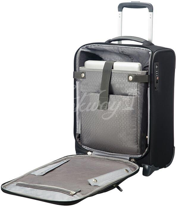 Чемодан Samsonite 65N*019 Spark SNG Upright 45cm USB 15.4""