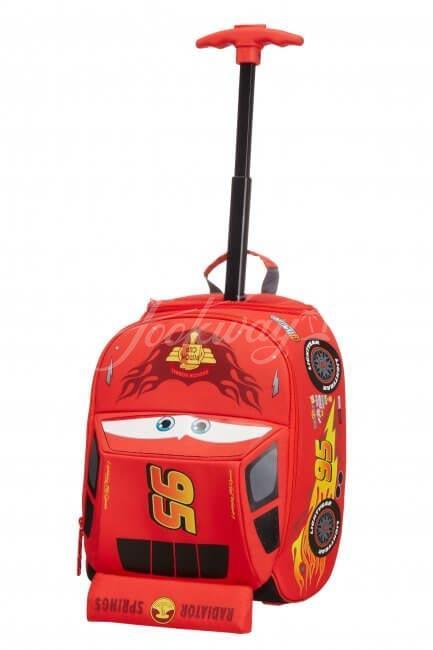 Детский чемодан Samsonite 23C*012 Disney Ultimate School Trolley