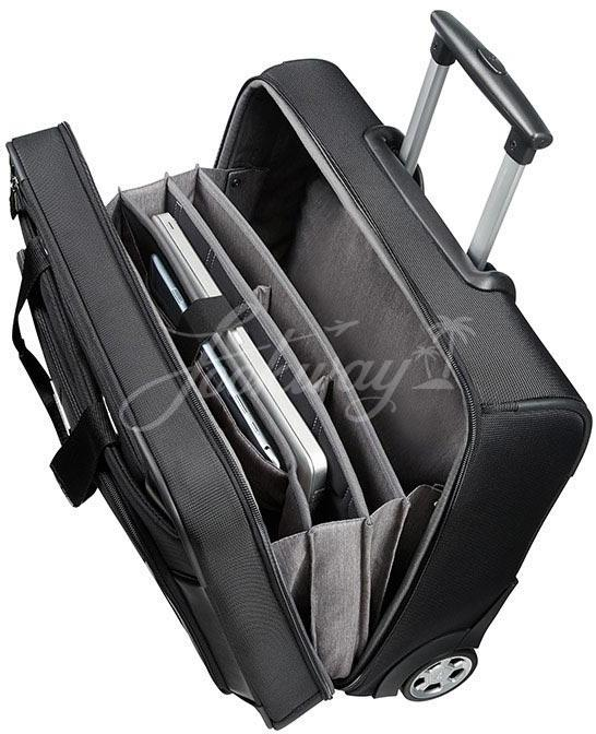 Кейс-пилот Samsonite 08N*011 XBR Rolling laptop bag
