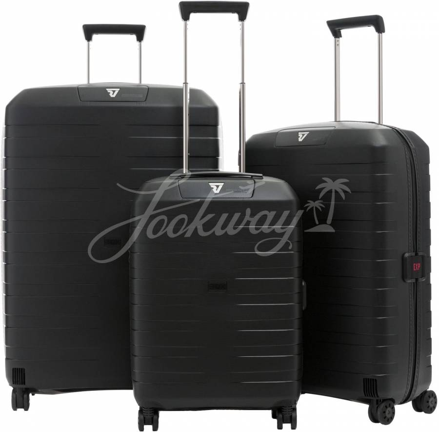 Чемодан Roncato 5563 Box 4.0 Cabin Trolley 55cm Exp