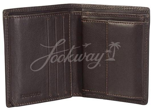 Портмоне Samsonite 60U*017 Attack SLG Wallet