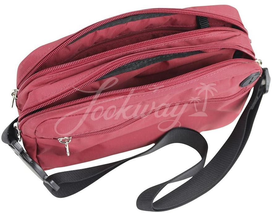 Сумка поясная Samsonite U23*506 Waist Pack