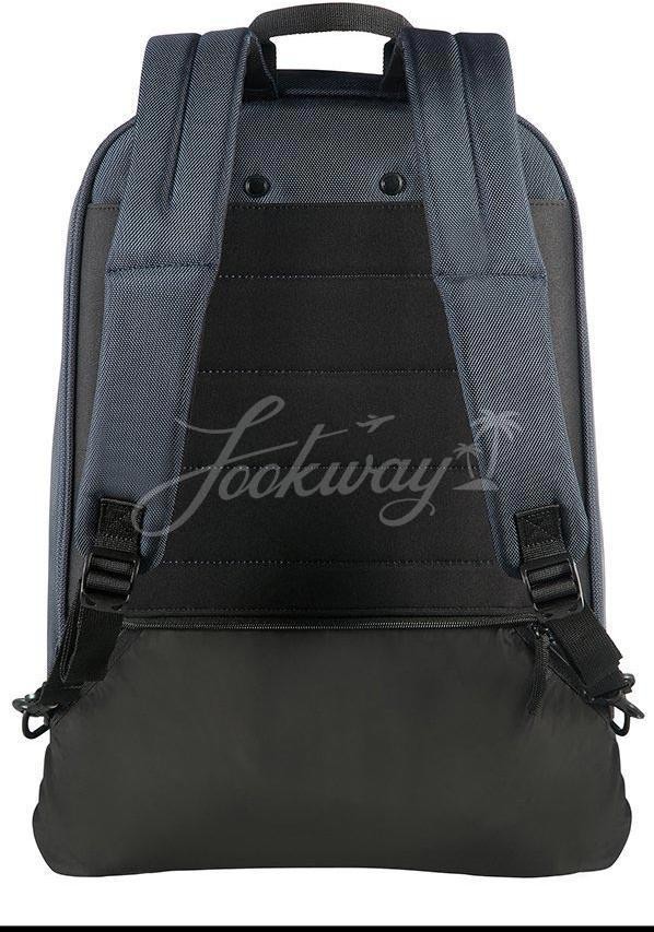 Рюкзак на колесах Samsonite 23N*005 Infinipak Laptop Backpack 17.3 WH