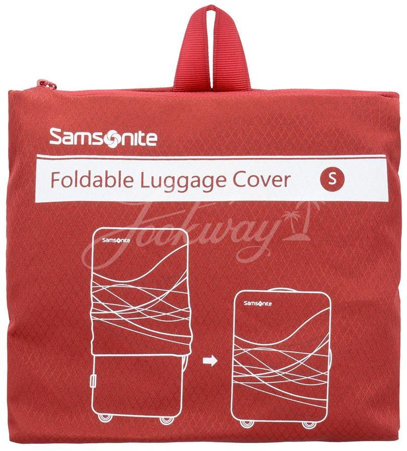 Чехол на чемодан Samsonite U23*221 Luggage Cover S/XS