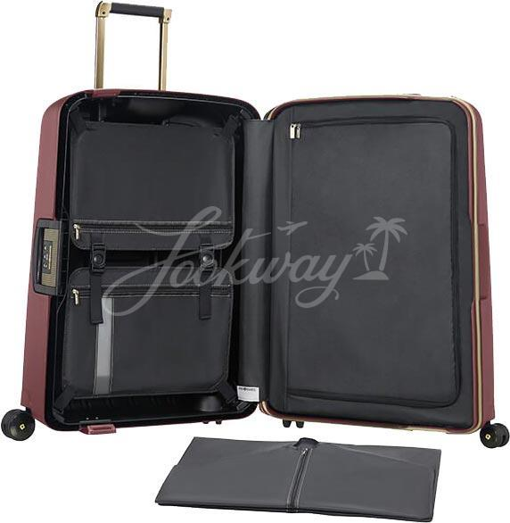 Чемодан Samsonite U44*001 S'Cure DLX Spinner 69cm