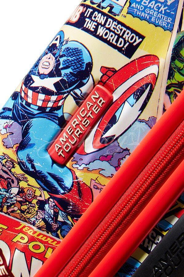 Чемодан American Tourister 21C*014 Marvel Legends 2.0 Spinner 55cm